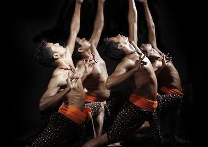 Nastup indijske plesne grupe u Rijeci
