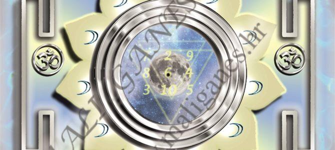 Yantra mjeseca (Chandra yantra)