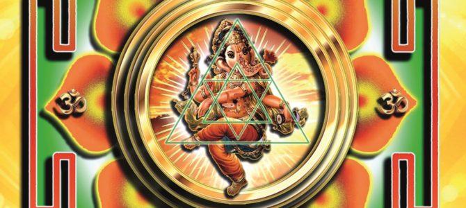 JANTRA GANEŠE (Ganesha yantra)