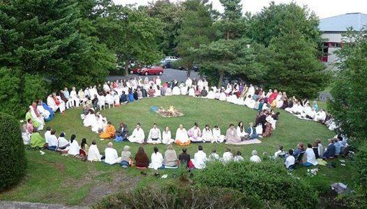 OM Chanting za mir u svijetu