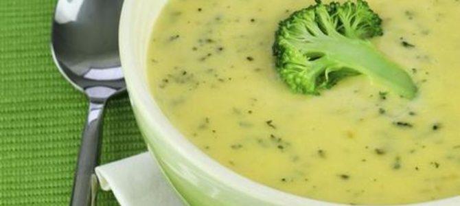 Proljetna bistra juha od povrća