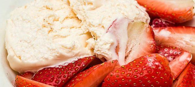 Napravite zdravi sladoled