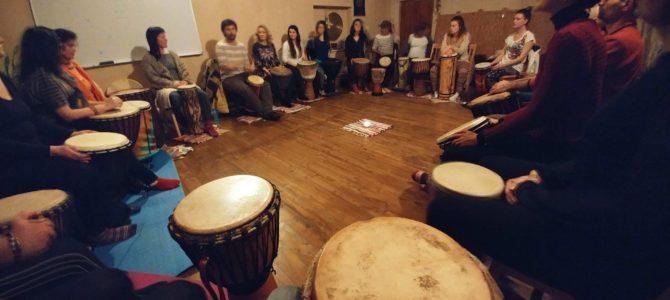 Radionica Intuitivnog bubnjanja