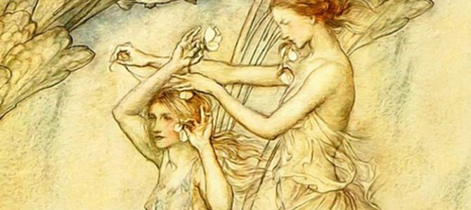 Sudbina cjelovitosti ljudske rase pada na sestrinstvo, jer sve stvari rađa žena