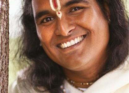 Darshan – Sri Swami Vishwananda