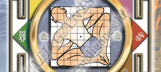 JANTRA VASTUPURUŠE (Vastupurusha yantra)