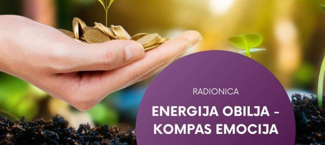Radionica Energija obilja