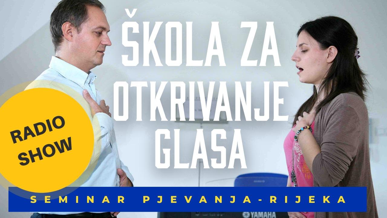 Škola za otkrivanje glasa-Radio emisija Poriluk