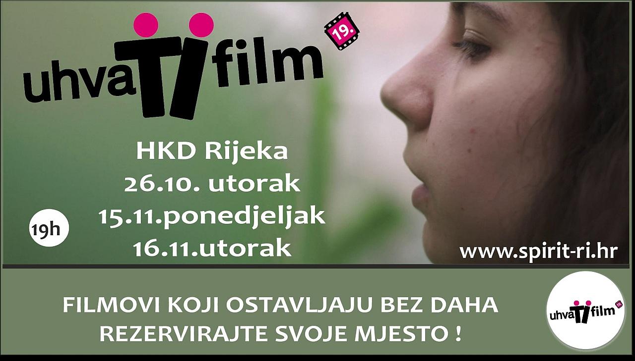 UHVATI FILM u Riječkom HKD