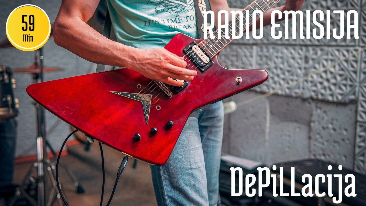 063 DePiLLacija; Riječki Rock 25 godina star, drugi dio
